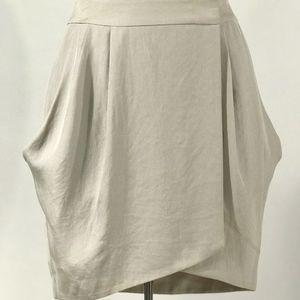 DVF Tulip Wrapt Skirt